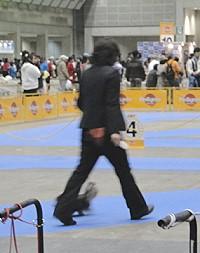 Haruhiのハンドリング