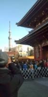 浅草寺:初詣