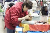 2013 千葉インター 朝のお支度 関盛圭子さん