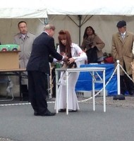 2014.4.6関門愛犬クラブ展:メゾン君:ヨーキー